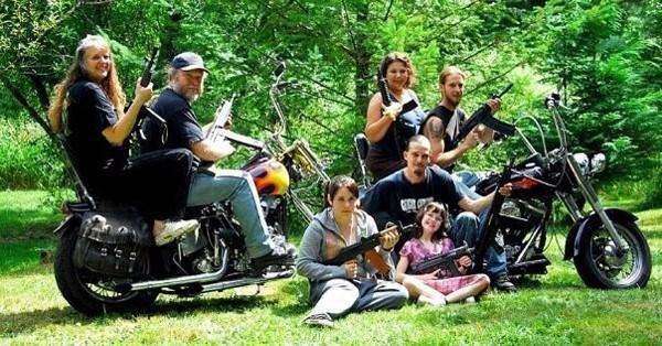 Family Redneck Photos