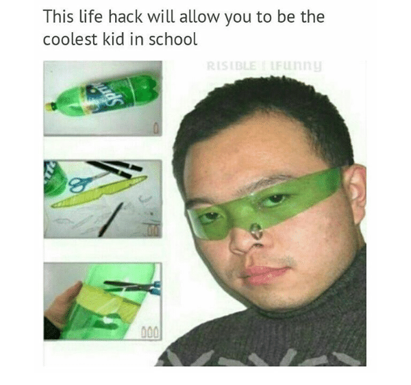 Bottle Life Hack