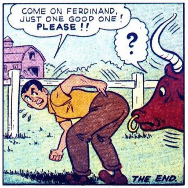 Bull Butt