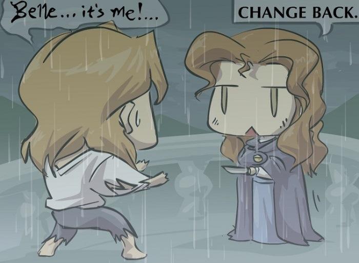 Change Back