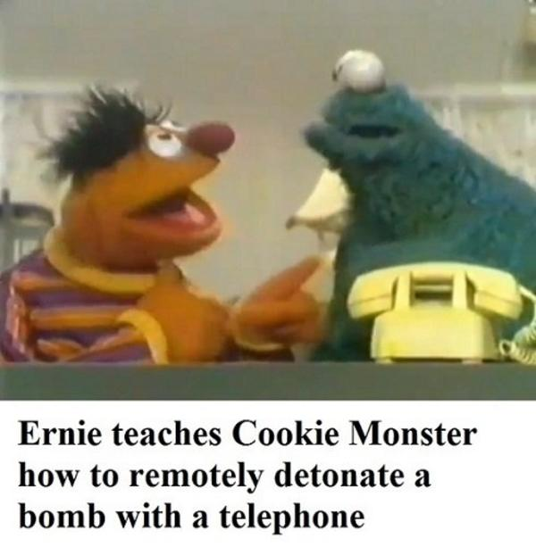 Cookie Monster Bomb