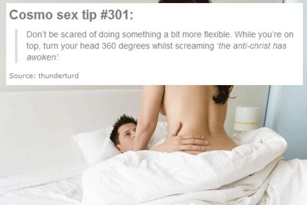 Creepy Sex Tip