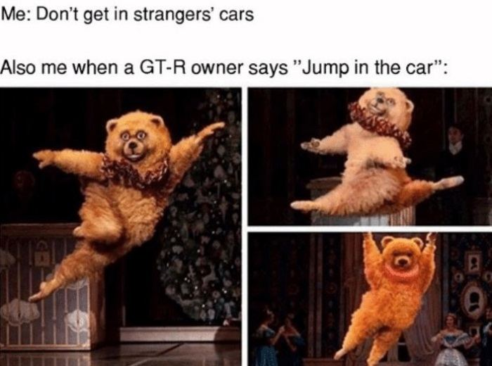 Don't Get In Strangers' Cars