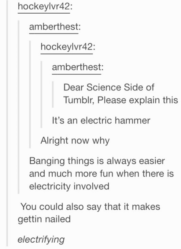 Electric Hammer