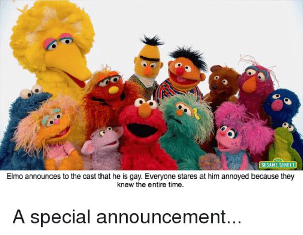 Elmo Gay