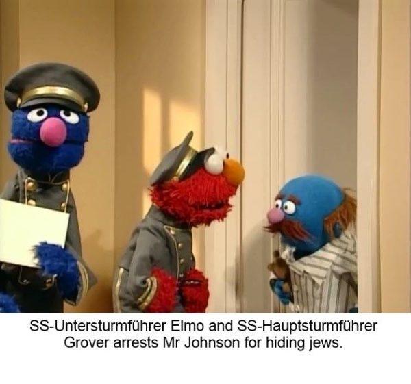 Elmo Grover Jews
