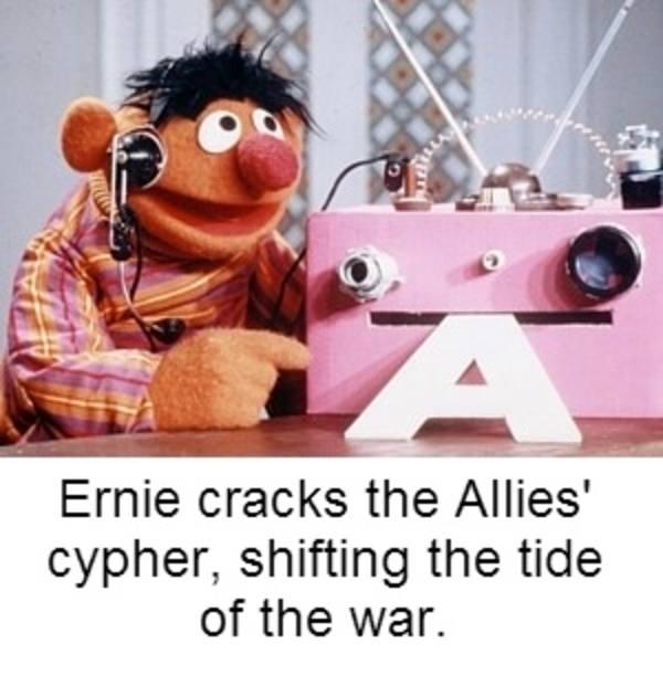Ernie War