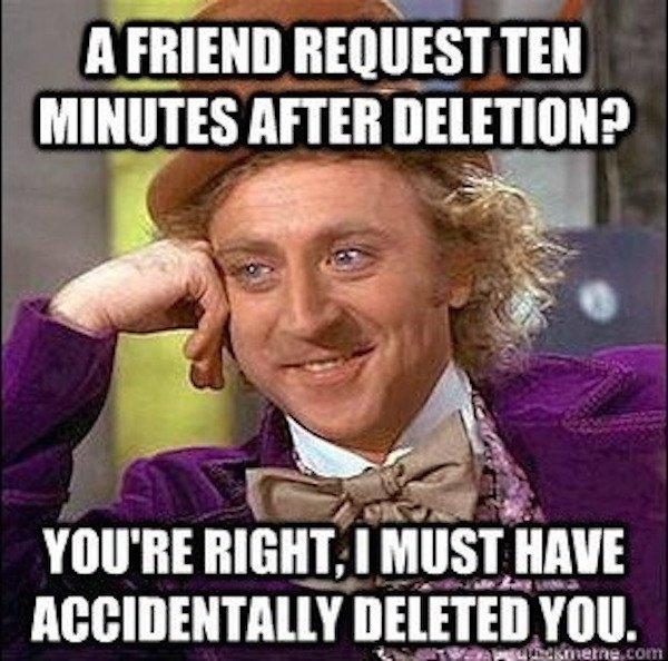 Fb Delete