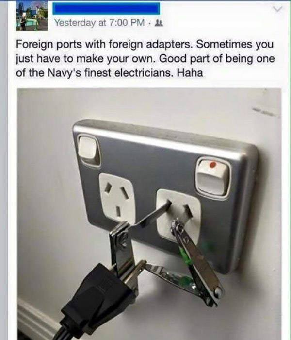 Foreign Adapter