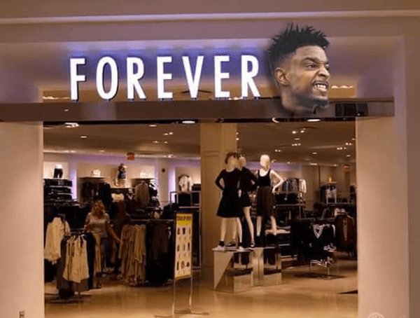 Forever 21 Savage Memes