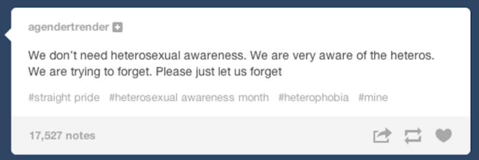 Forget Heterosexuals