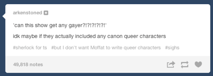 Gay Characters