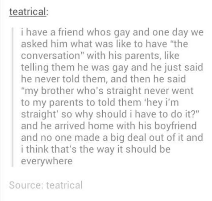 Gay Tumblr Truths The Conversation