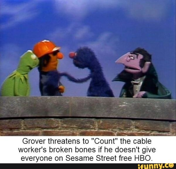 Hbo Grover
