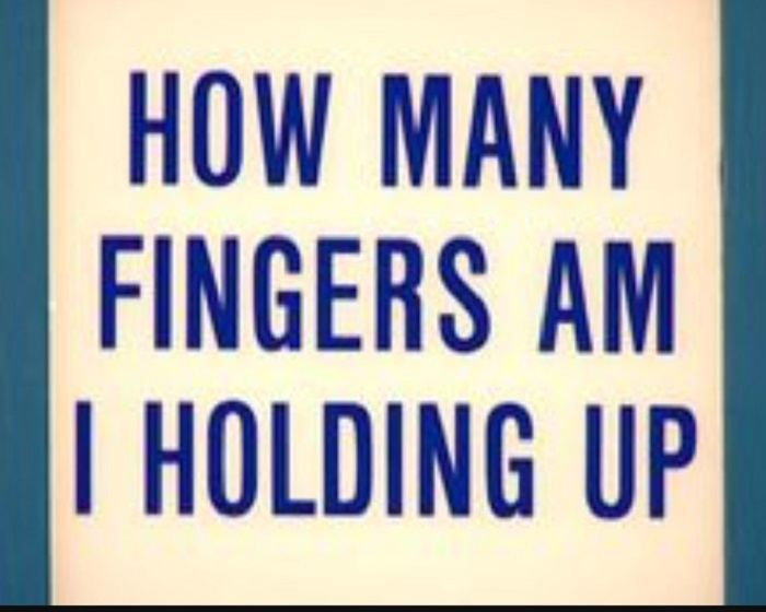 How Many Fingers