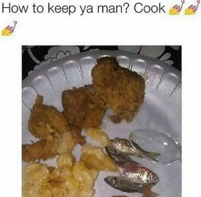 How To Keep Ya Man