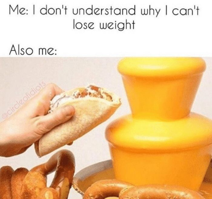 I Can't Lose Weight