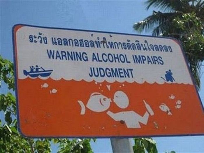 Impaired Judgment
