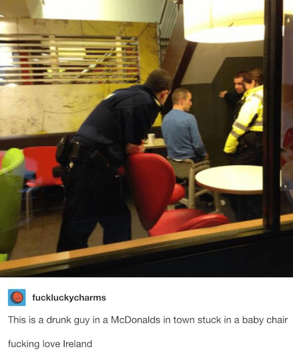 Ireland Drinking