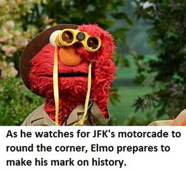 Jfk Elmo