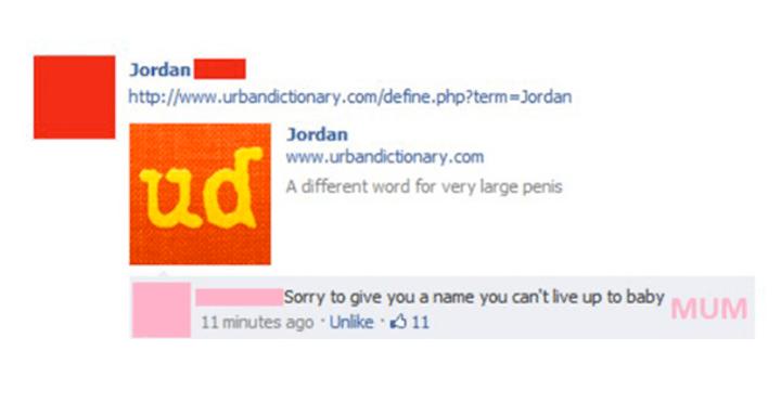Jordan Urban Dictionary
