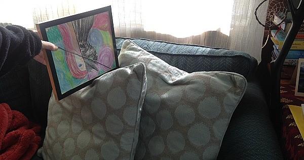 Karate Chop Pillows Shitty Art