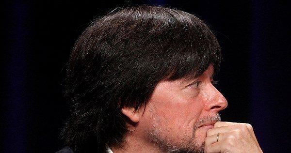 Ken Burns Hair