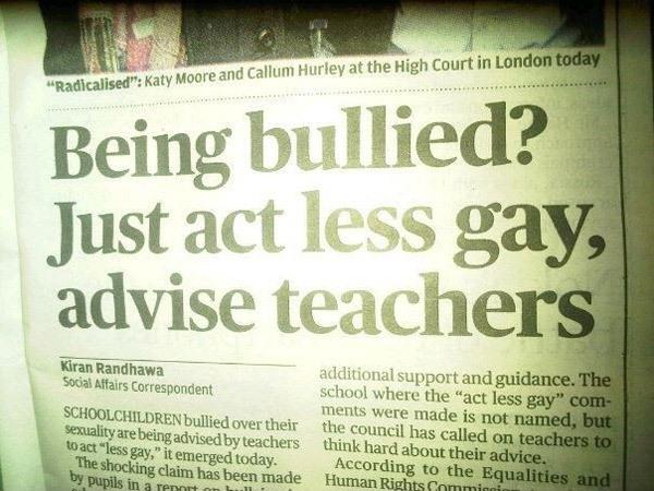 Less Gay