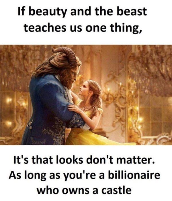 Looks Don't Matter