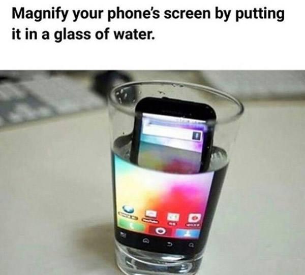 Magnify Screen