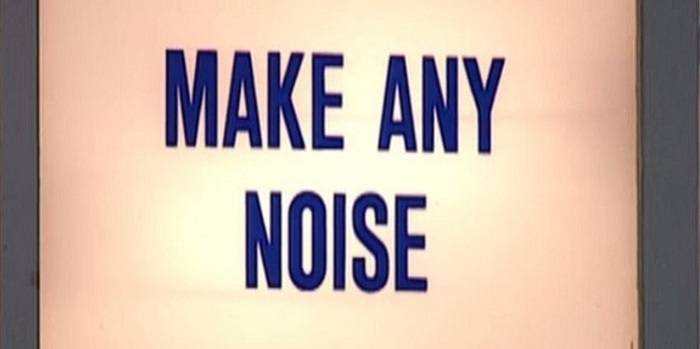 Make Any Noise