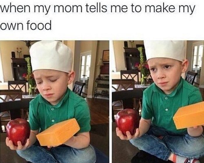 Make My Own Food