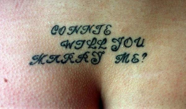 Marry Tattoo
