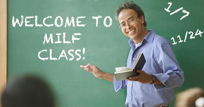MILF Teacher