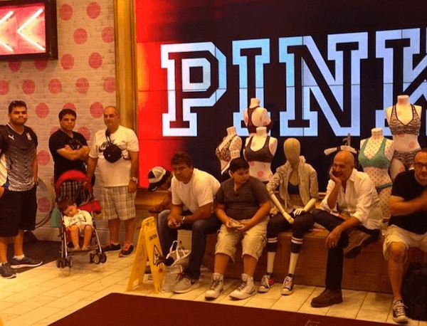 Miserable Men Pink