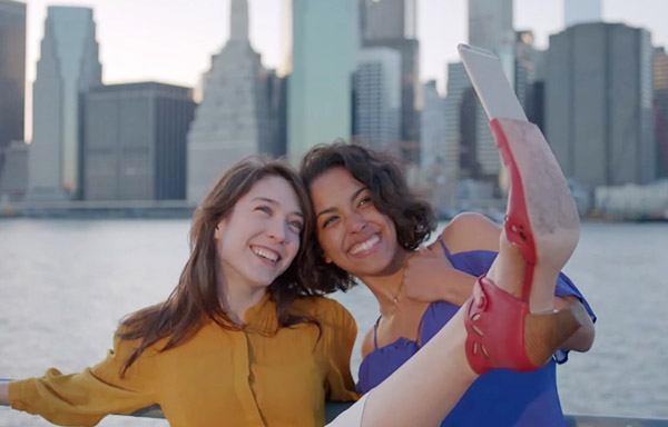 Miz Mooz Selfie Shoes
