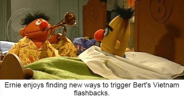 Nam Flashbacks