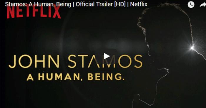 Netflix And Stamos