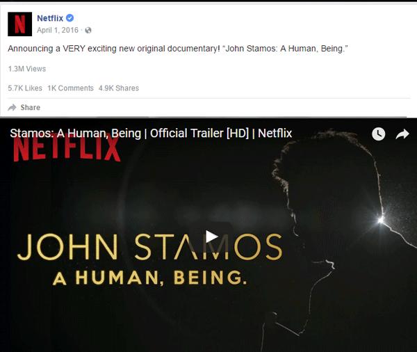 Netflix Aprilfools