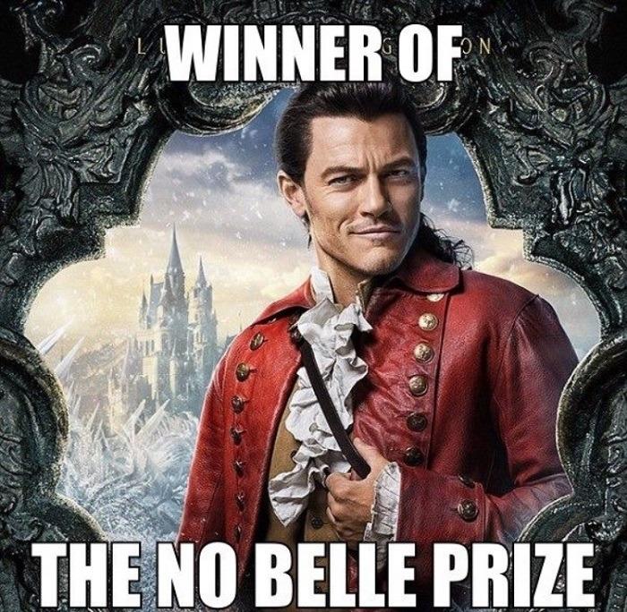 No Belle Prize