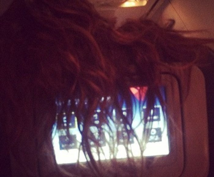 Passenger Shaming Hair