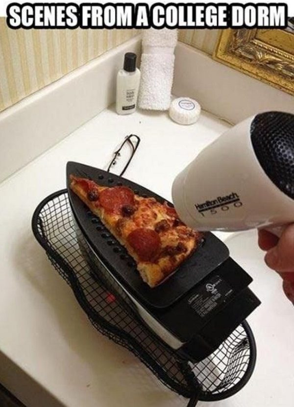 Pizza Iron