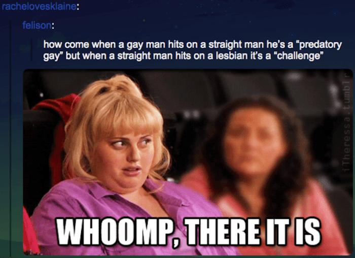 Predatory Gay Challenge
