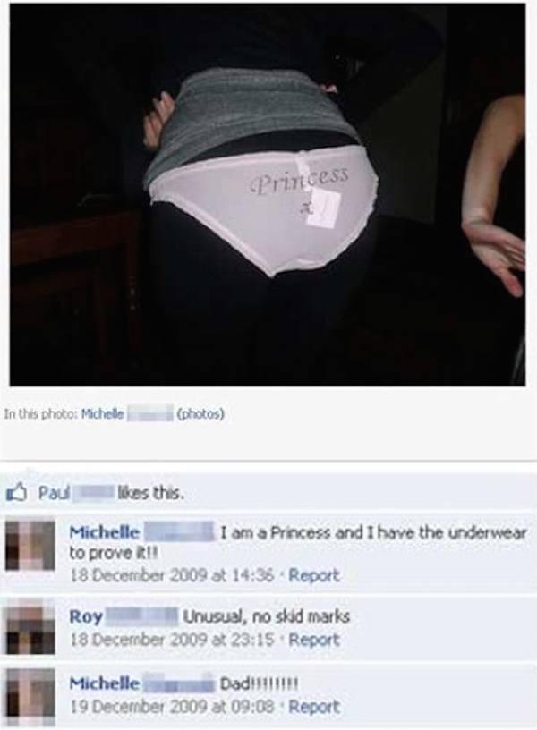 Princess Underwear