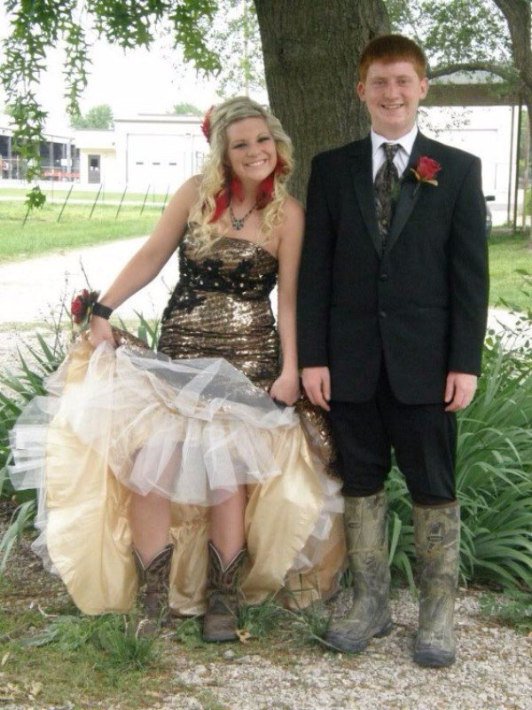 Prom Boots