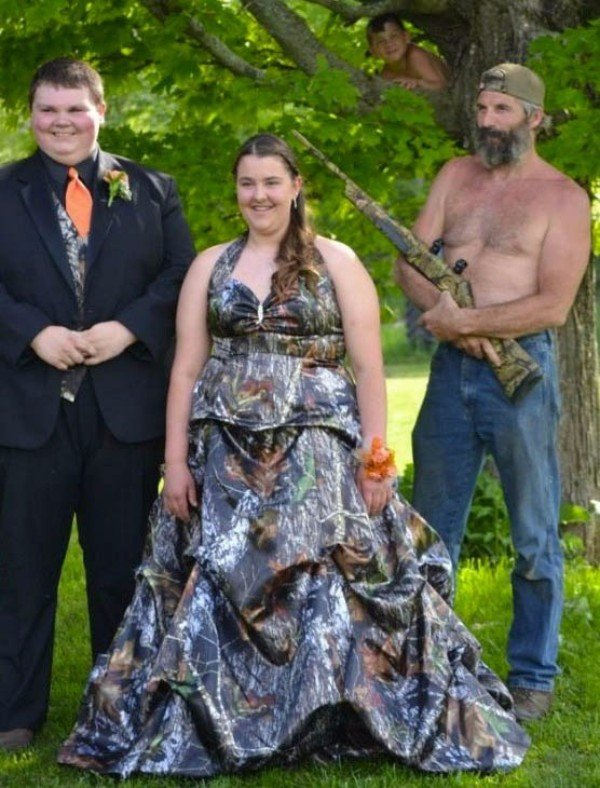 Hilariously Absurd Redneck Photos