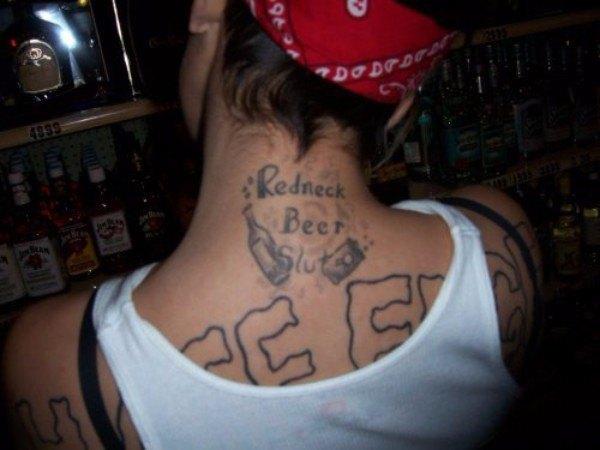 Redneck Beer Slut