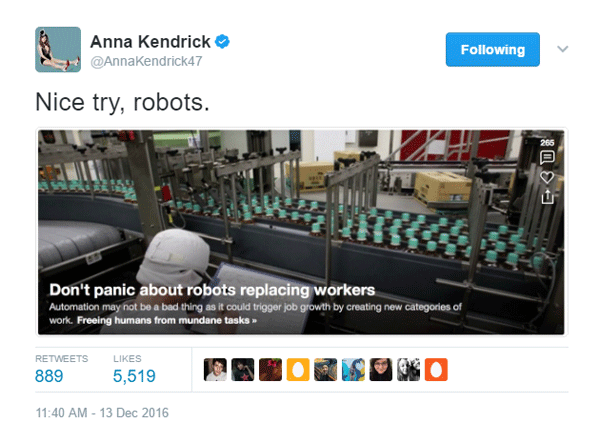Nice Try Robots
