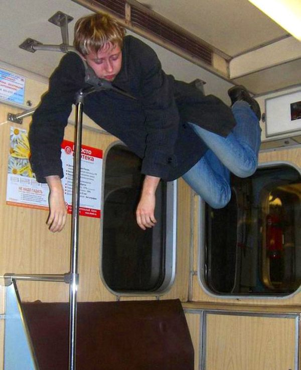 Irish Yoga Subway Master