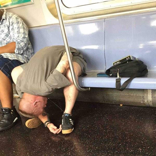 Subway Yogi